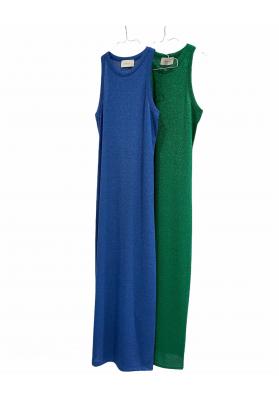 Vestito Vicolo in jersey lurex