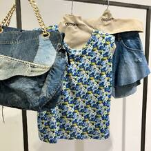 New arrivals..... new collection 🌼 Borsa the gregory €105 Top Vicolo €45 Shorts Dixie €89 Acquista sul nostro sito www.closerstore.it iscriviti alle newsletter e ricevi il 10% di sconto #newcollection #denim #shoppingonline • • • 👗 #ootd #outfitoftheday #toptags #lookoftheday #fashion #fashiongram #outfitinspo #outfitgoals #outfitinspiration #currentlywearing #lookbook #metoday #whatiwore #whatiworetoday #ootdshare #outfit #clothes #portraitmood #mylook #fashionista #todayimwearing #instastyle #instafashion #outfitpost #fashionpost #todaysoutfit #fashiondiaries