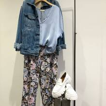 New arrivals by @dixieofficial 🌸 Giubbotto €89 Camicia €39 Pantaloni €89 Mocassino €125 Acquista su www.closerstore.it e per info: Direct o Whatsapp 3495274138 #newcollection #dixieofficial #flowers • • • 👗 #ootd #outfitoftheday #toptags #lookoftheday #fashion #fashiongram #outfitinspo #outfitgoals #outfitinspiration #currentlywearing #lookbook #metoday #whatiwore #whatiworetoday #ootdshare #outfit #clothes #portraitmood #mylook #fashionista #todayimwearing #instastyle #instafashion #outfitpost #fashionpost #todaysoutfit #fashiondiaries