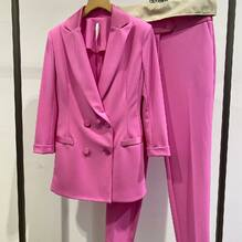 New arrivals.... new collection 🌸 Tailleur Imperial €204 Acquista su www.closerstore.it e per info: Direct o Whatsapp 3495274138 #newcollection #imperialfashion #tailleurfemme #pink • • • 👗 #ootd #outfitoftheday #toptags #lookoftheday #fashion #fashiongram #outfitinspo #outfitgoals #outfitinspiration #currentlywearing #lookbook #metoday #whatiwore #whatiworetoday #ootdshare #outfit #clothes #portraitmood #mylook #fashionista #todayimwearing #instastyle #instafashion #outfitpost #fashionpost #todaysoutfit