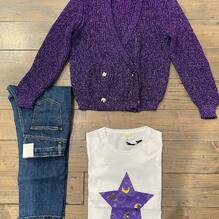 New arrivals…..New collection 💜 Cardigan Vicolo €125 T-shirt Vicolo €39 Jeans Vicolo €89 Acquista su www.closerstore.it e per info: Direct o whatsapp 3495274138 #newcollection #vicoloofficial #fall • • • 👗 #ootd #outfitoftheday #toptags #lookoftheday #fashion #fashiongram #outfitinspo #outfitgoals #outfitinspiration #currentlywearing #lookbook #metoday #whatiwore #whatiworetoday #ootdshare #outfit #clothes #portraitmood #mylook #fashionista #todayimwearing #instastyle #instafashion #outfitpost #fashionpost #todaysoutfit #fashiondiaries