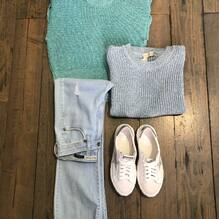 New arrivals..... new collection 🍀 Maglia Haveone €79 Jeans Please €89 Sneakers Ovye €115 Visita il nostro sito www.closerstore.it e per info: Direct o Whatsapp 3495274138 #newcollection #haveone #pastel • • • 👗 #ootd #outfitoftheday #toptags #lookoftheday #fashion #fashiongram #outfitinspo #outfitgoals #outfitinspiration #currentlywearing #lookbook #metoday #whatiwore #whatiworetoday #ootdshare #outfit #clothes #portraitmood #mylook #fashionista #todayimwearing #instastyle #instafashion #outfitpost #fashionpost #todaysoutfit #fashiondiaries